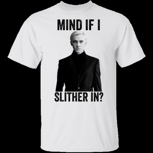 Mind If I Slither In Tom Felton Shirt