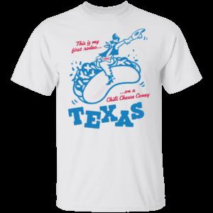 Sonic Texas Shirt