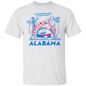 Alabama Sonic Shirt