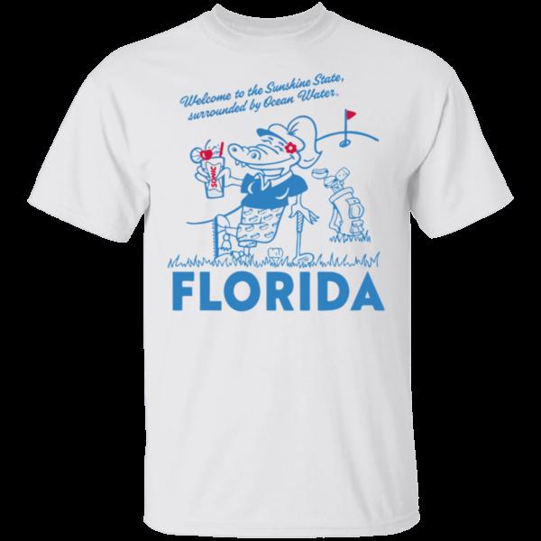 sonic florida shirt
