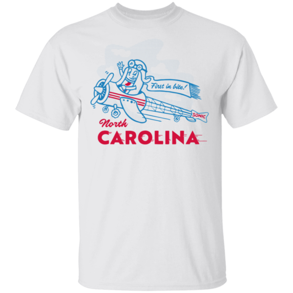 North Carolina Sonic Shirt