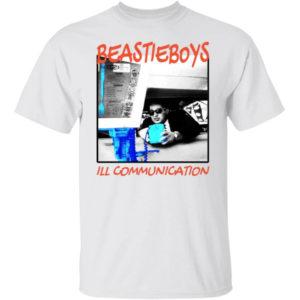 Beastie Boys Ill Communication Shirt