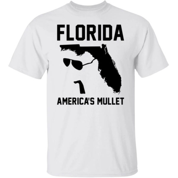 Florida America's Mullet Shirt