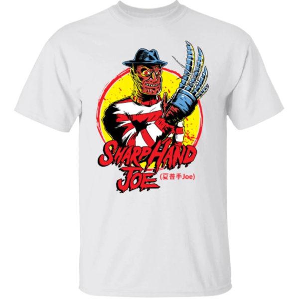 Freddy Krueger Sharp Hand Joe Shirt