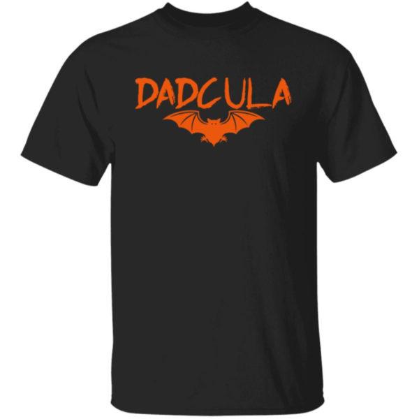 Halloween Dadcula Shirt