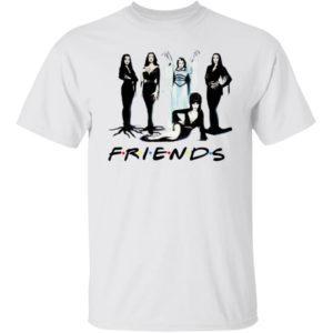 Halloween Friends Squad Goals Shirt