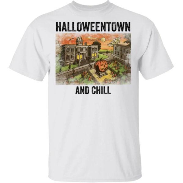 Halloweentown And Chill Shirt