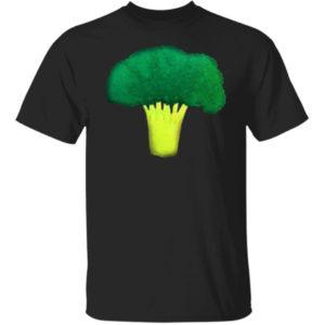 Josh Blue Broccoli Shirt