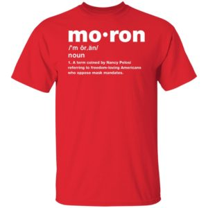 Kevin Mccarthy Moron Shirt