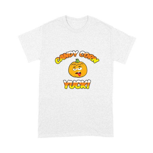 Pumpkin Candy Corn Yuck Shirt