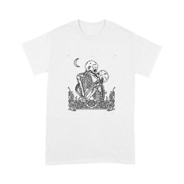 Skeleton The Lovers Shirt