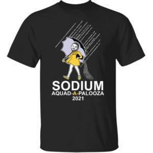 Sodium Squad A Palooza 2021 Shirt