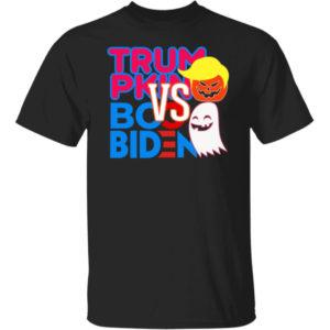 Trumpkin Vs Boo Biden Halloween Shirt