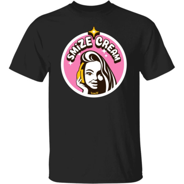 Tyra Banks Smize Cream Shirt