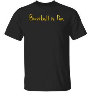 Baseball Is Fun Brett Phillips Shirt
