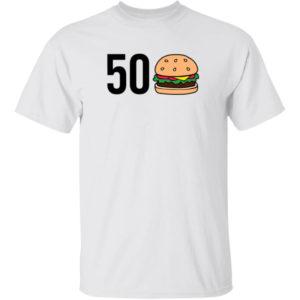 Colton Korn 50 Hamburger Shirt