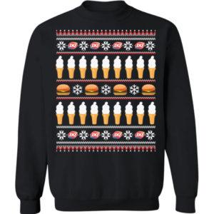 Dairy Queen Christmas Sweatshirt