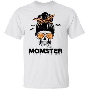 Halloween Momster Shirt