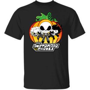 Jack Skellington The Burtonbad Ghouls Shirt