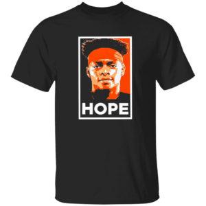 Justin Fields Hope Shirt