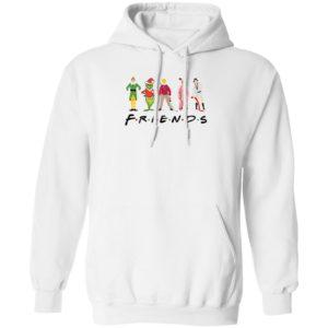 Elf Friends Christmas Hoodie