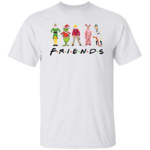 Elf Friends Christmas Shirt