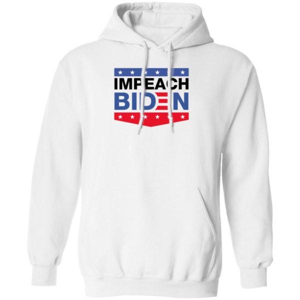 Drinkin Bros Impeach Biden Hoodie