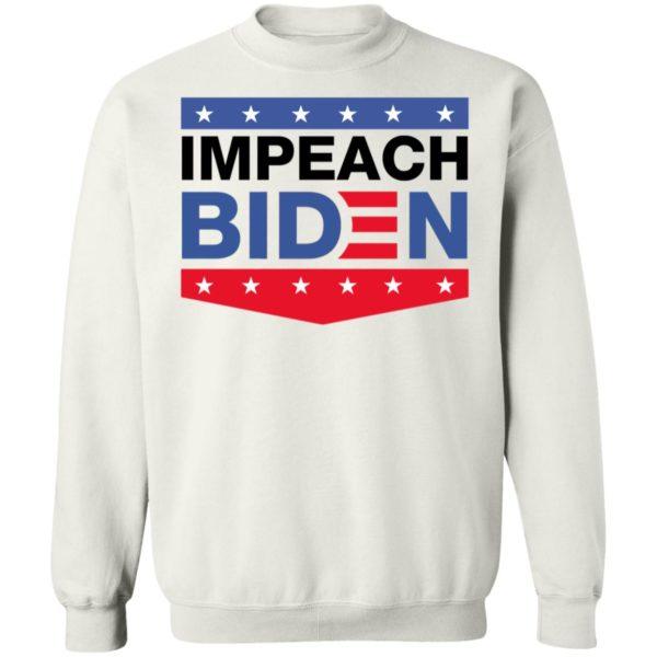 Drinkin Bros Impeach Biden Sweatshirt