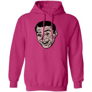 David Breather Test Subjects Hoodie
