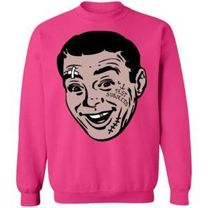 David Breather Test Subjects Sweatshirt