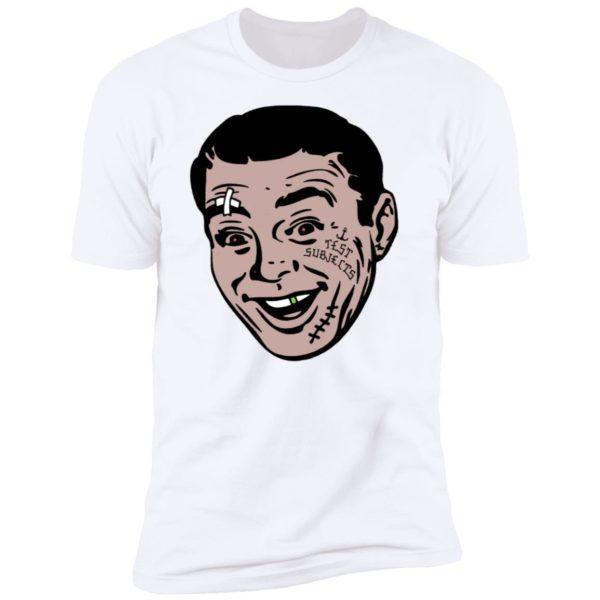 David Breather Test Subjects Premium SS T-Shirt