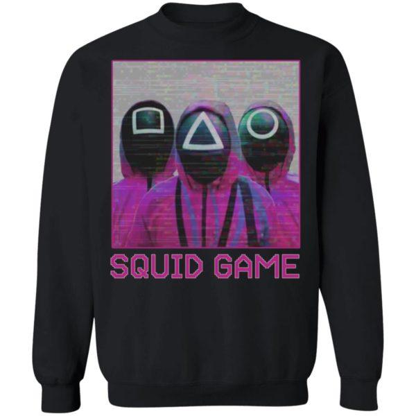 Squid Game Squad Retrowave Active Sweatshirt