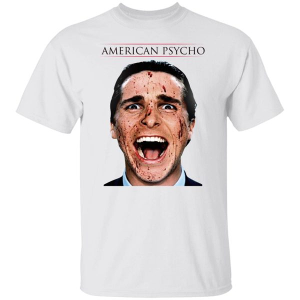 Patrick Bateman American Psycho Shirt