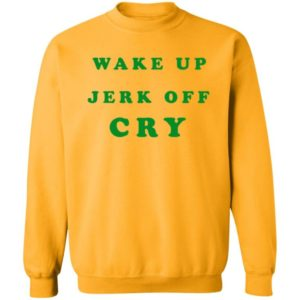 Harry Styles Wake Up Jerk Off Cry Sweatshirt