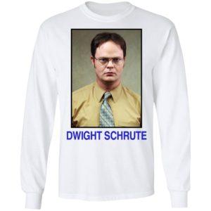CJ Mosley Dwight Schrute Long Sleeve