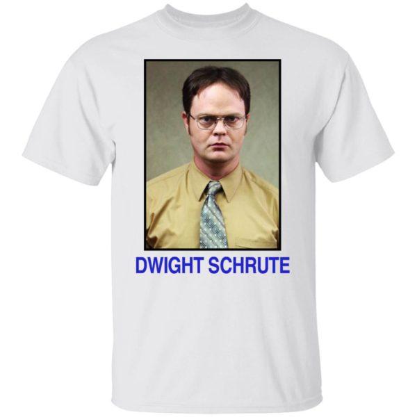 CJ Mosley Dwight Schrute Shirt
