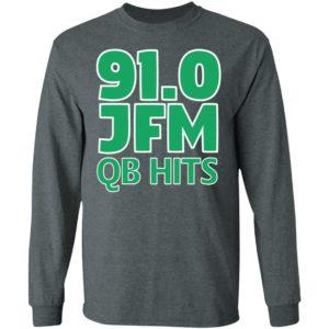 John Franklin Myers 91.0 Jfm Qb Hits Shirt 1