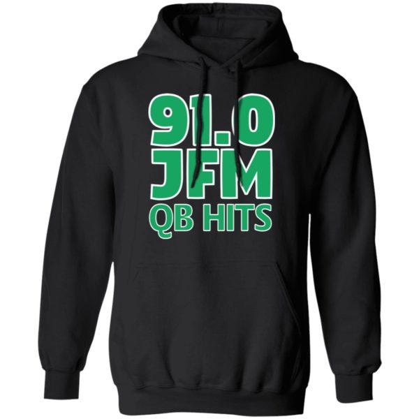 John Franklin Myers 91.0 Jfm Qb Hits Shirt 2