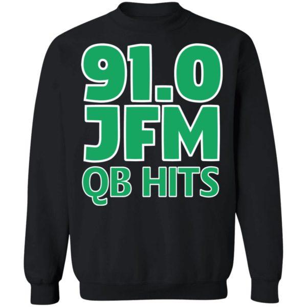 John Franklin Myers 91.0 Jfm Qb Hits Shirt 4