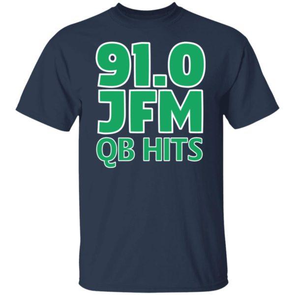 John Franklin Myers 91.0 Jfm Qb Hits Shirt 7