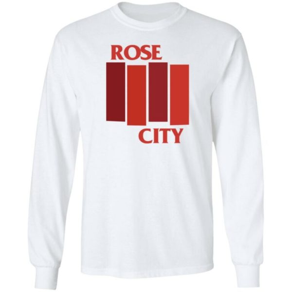 Rose City Flag Shirt 1