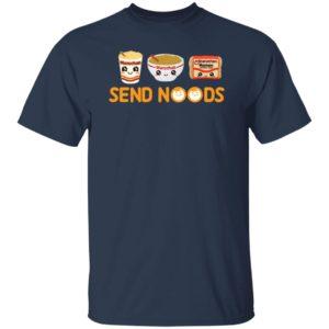 Maruchan Ramen Send Noods Shirt