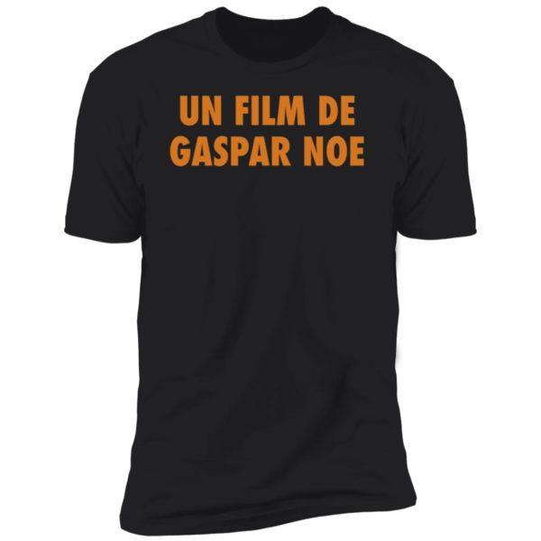 Un Film De Gaspar Noe Premium SS T-Shirt