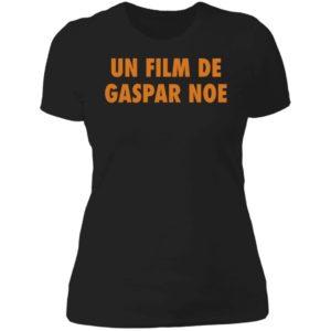 Un Film De Gaspar Noe Ladies Boyfriend Shirt