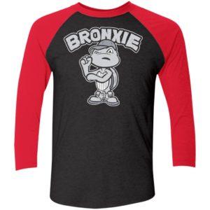 Bronxie The Turtle Sleeve Raglan Shirt