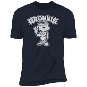 Bronxie The Turtle Premium SS T-Shirt