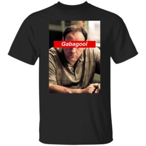 Nice Tony Soprano Gabagool Shirt