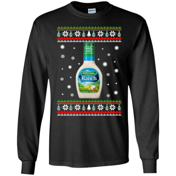 Hidden Valley Ranch Christmas Long Sleeve Shirt