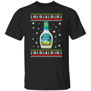 Hidden Valley Ranch Christmas Shirt