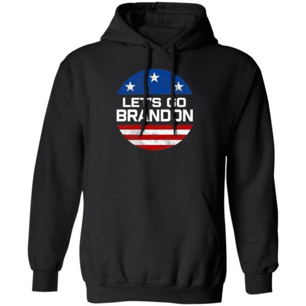 Let's Go Brandon American Flag Hoodie